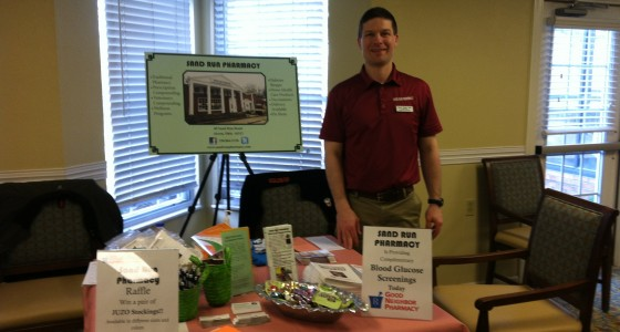 Jason Health fair