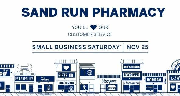 Small Business Saturday November 25